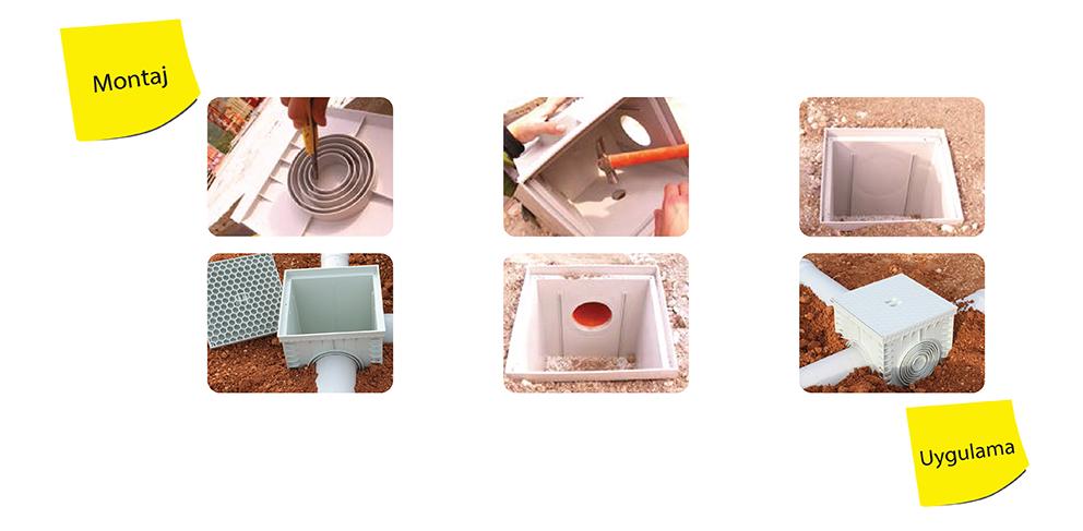rogar kutusu montajı nasıl yapılır